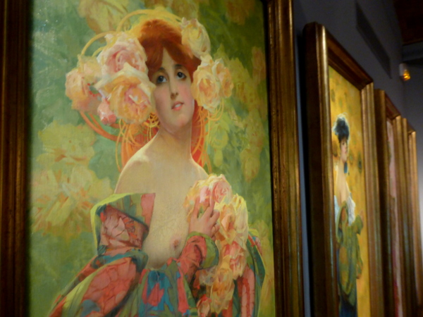 Museu del Modernisme Ramon cases Freibeuter reisen barcelona