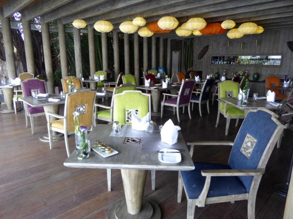 Saigon River an lam hotel restaurant