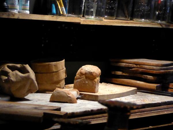 gaskognische sprache und gaskognisches Brot Le cadet Bordeaux Freibeuter reisen
