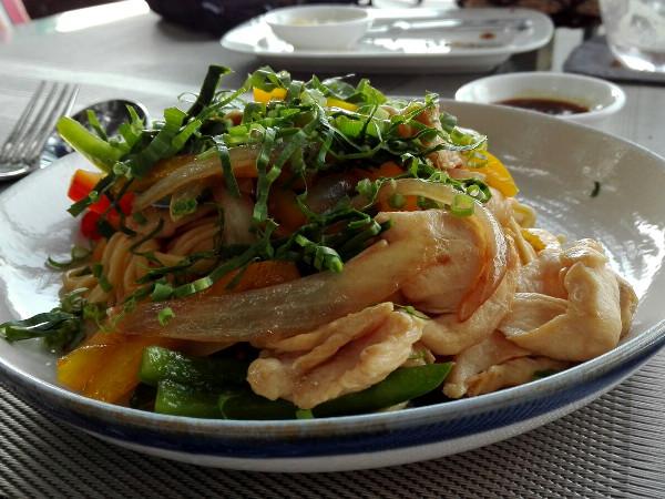 Saigon River an lam hotel frühstück