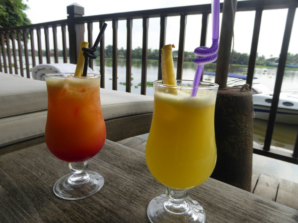 Saigon River an lam hotel Drinks