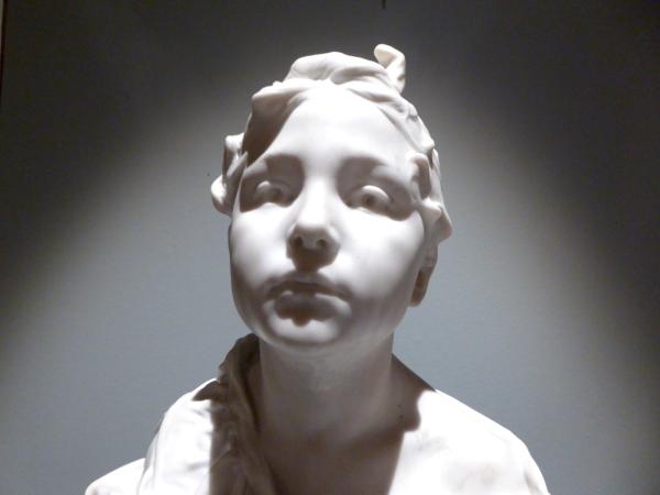 skulptur blay Museu del Modernisme Freibeuter reisen