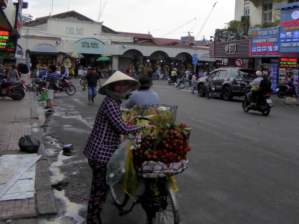 markt Ho Chi Minh city