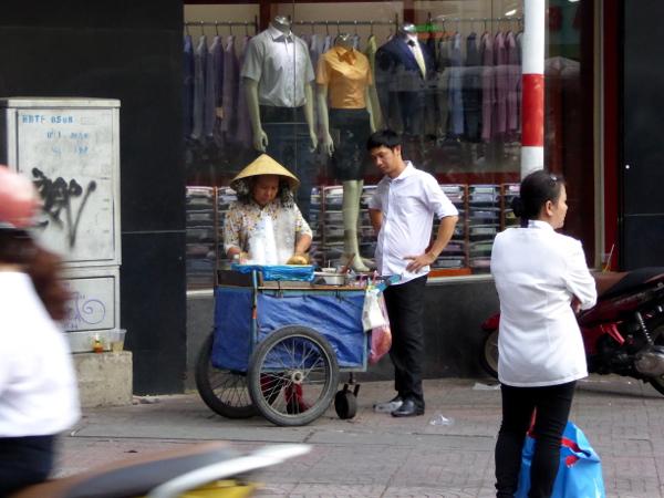 Ho Chi Minh city essen