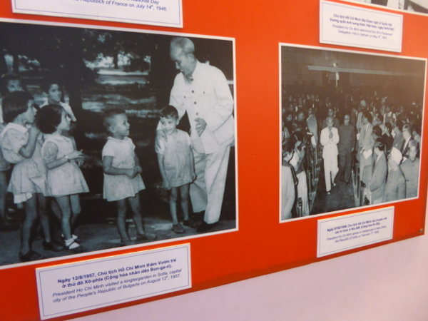 museum Ho Chi Minh city