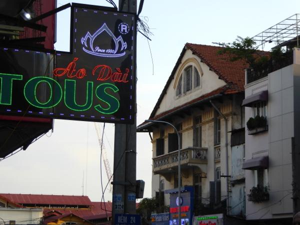 Haus Ho Chi Minh city