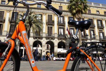 deutschsprachige Fahrradtour barcelona route plaza real altstadt freibeuter reisen