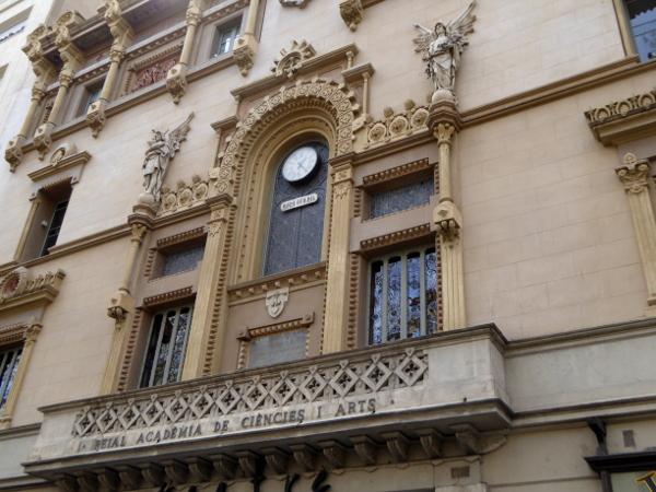 hora oficial Las Ramblas Barcelona Freibeuter reisen