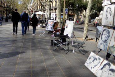 la rambla maler barcelona freibeuter reisen