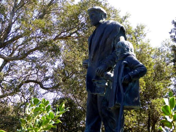 memorial de l exili La vajol Gedenstaette freibeuter reisen
