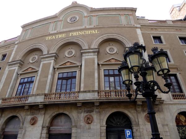 teatre principal las ramblas Barcelona freibeuter reisen