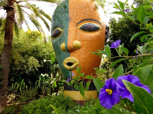 Anima garden Gaerten Marrakesch freibeuter reisen