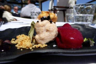 Restaurant Casamar Costa brava Llafranc rocas de Foie freibeuter reisen