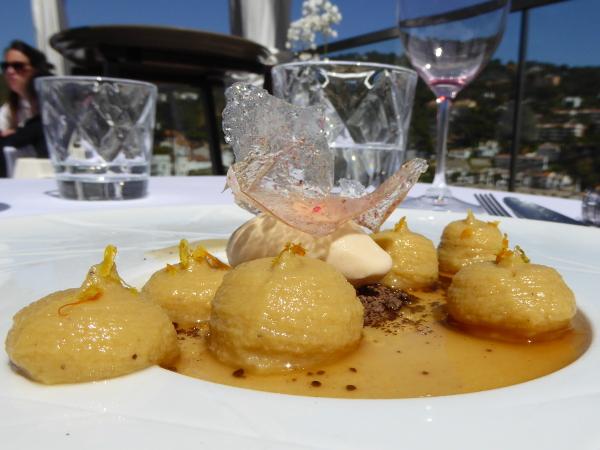 Restaurant Casamar Llafranc Costa Brava Cremat freibeuter reisen