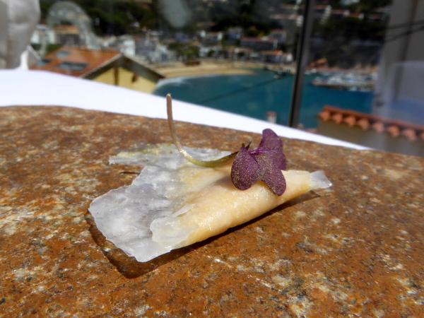 Restaurant Casamar Llafranc Ravioli Restauranttipps freibeuter reisen