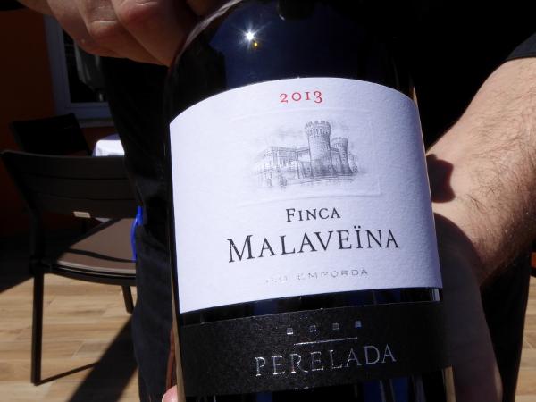 Restaurant Casamar Perelada Wein Finca Malaveina