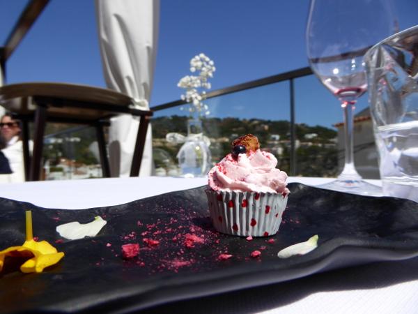 Restaurant Casamar llafranc Costa Brava petit Four freibeuter reisen