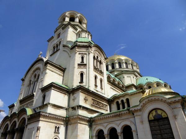 Sofia Alexander-Newski-Kathedrale Freibeuter reisen