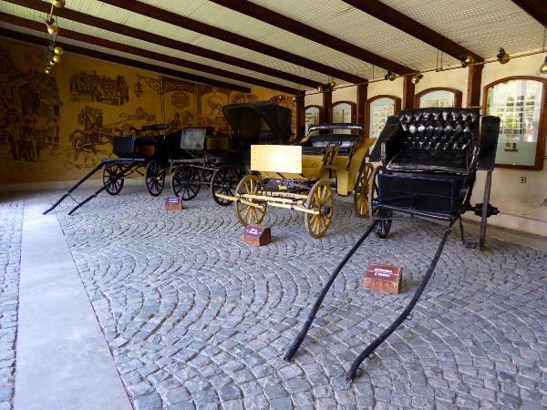 Vratsa Kutschen Museum Freibeuter reisen