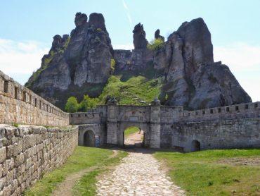 belogradchik bulgarien felsen festung freibeuter reisen