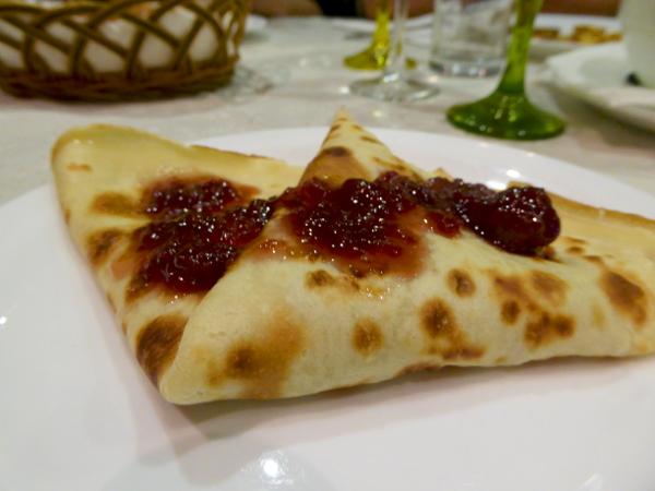 bulgarische kueche Palacinka palatschinken dessert freibeuter reisen