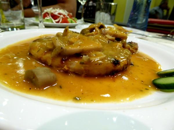 bulgarische kueche fleisch mit pilzen freibeuter reisen