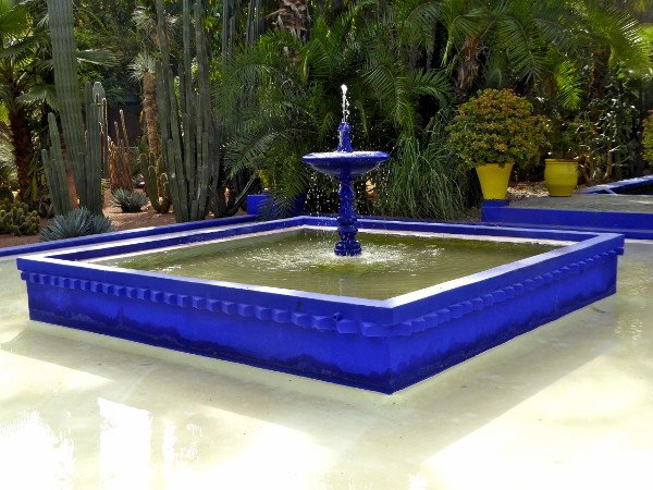 blau jardin majorelle freibeuter reisen