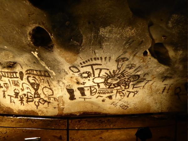 magura steinzeitliche felsmalereien freibeuter reisen bulgarien