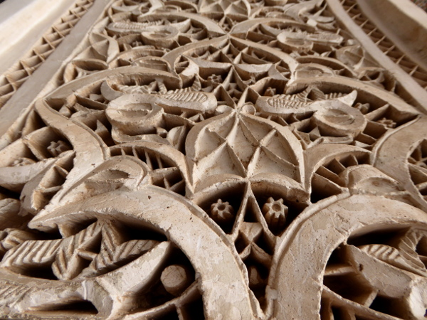 marrakesch detail palais bahia freibeuter reisen