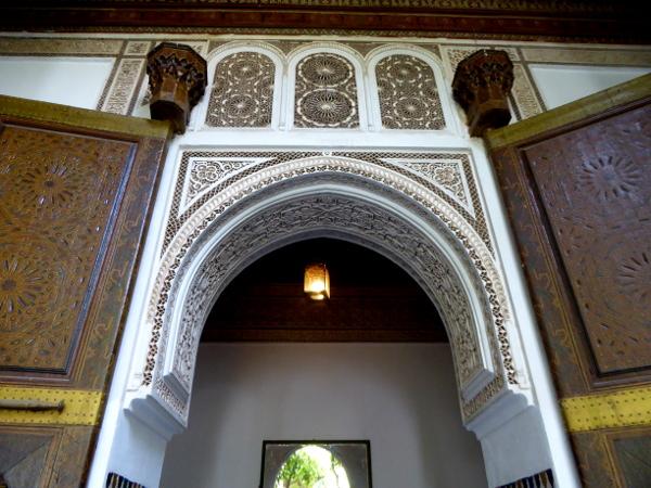 marrakesch palais bahia marokko freibeuter reisen