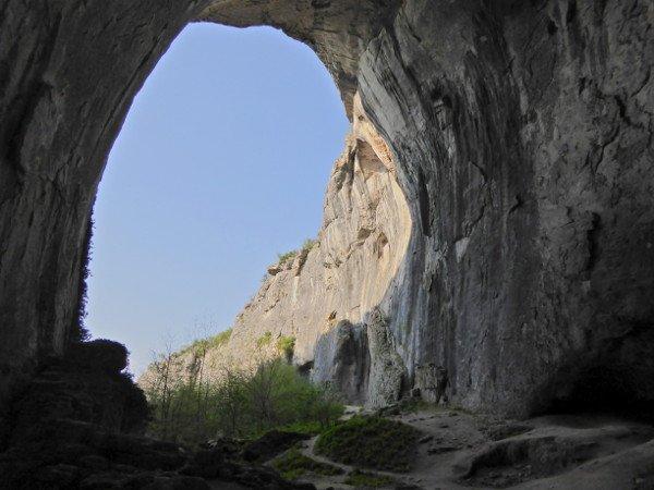 prohodna ausgang hoehle freibeuter reisen lukovit bulgarien
