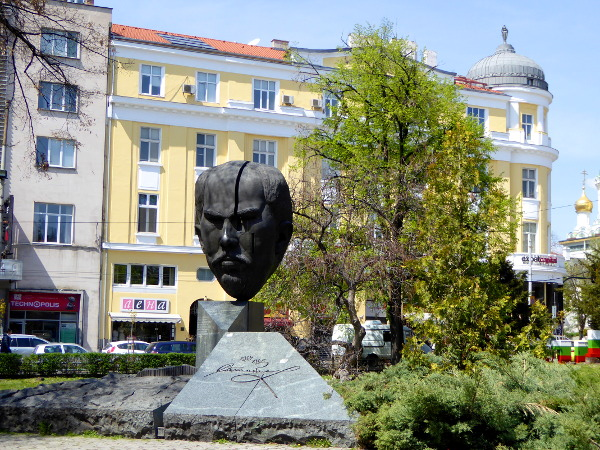 sofia bulgarien Kristallgarten stefan stambolov freibeuter reisen