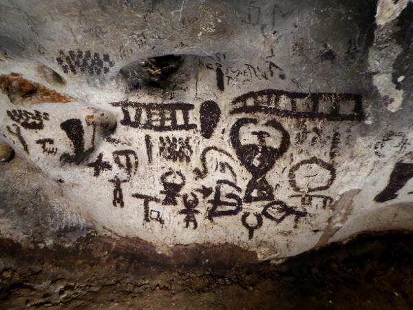 steinzeitliche felszeichnungen bulgarien hoehle magura freibeuter reisen