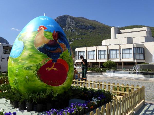 vratsa ostern bulgarien Freibeuter reisen