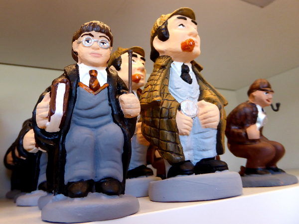 Harry Potter Caganers Freibeuter reisen