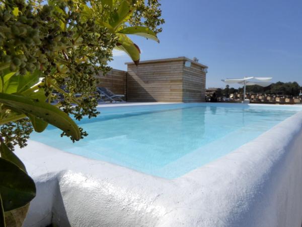 Hotel delamar lloret de mar terrasse schwimmbad pool freibeuter reisen