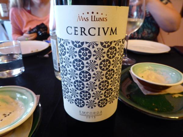 LA BISBAL EMPORDA FREIBEUTER REISEN La cantonada Wein aus dem Emporda