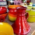 LA BISBAL EMPORDA FREIBEUTER REISEN toepfern keramik