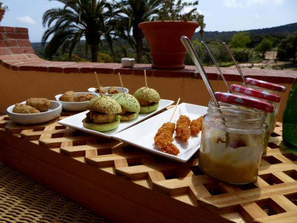 San Pere del Bosc Hotel Lloret de Mar americanos nicolau font freibeuter reisen
