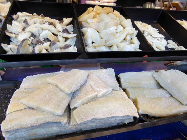 girona food tour markt bacalao stockfisch_ freibeuter reisen