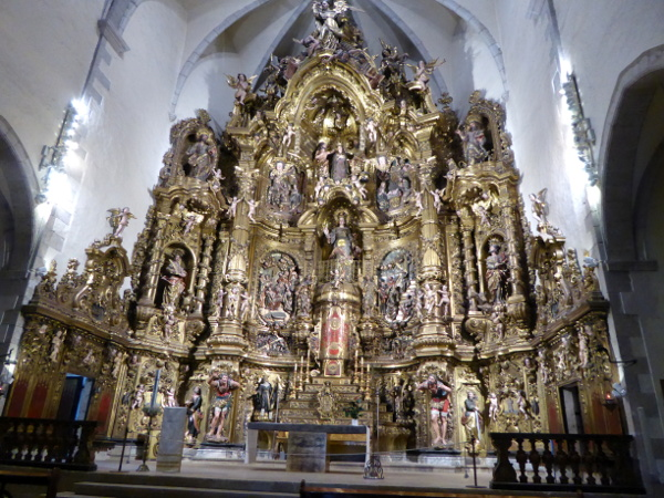 Kirche Cadaques Altar freibeuter reisen