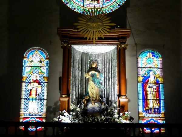 Kirche Cadaques krone Maria Freibeuter reisen