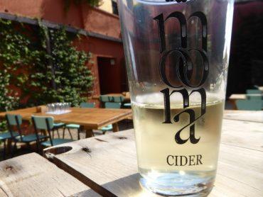 Mooma Glas cider Sidra Freibeuter reisen