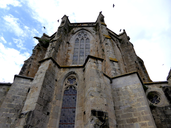 Turm Kirche CAstello d empuries freibeuter reisen