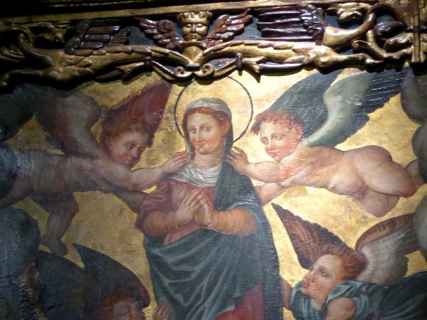 altarbild kirche cadaques Maria freibeuter reisen