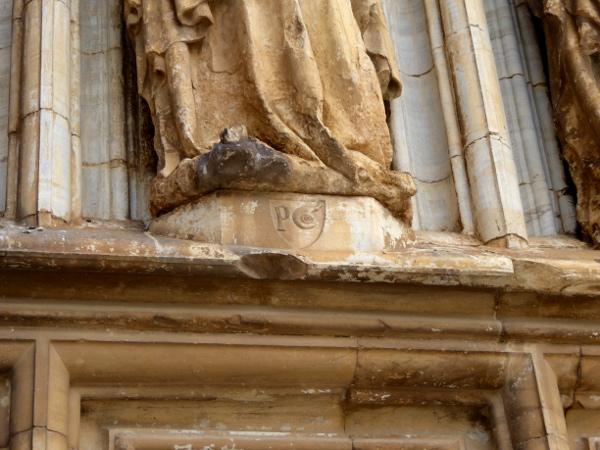 castello d empuries kirche sponsor zeichen symbole freibeuter reisen