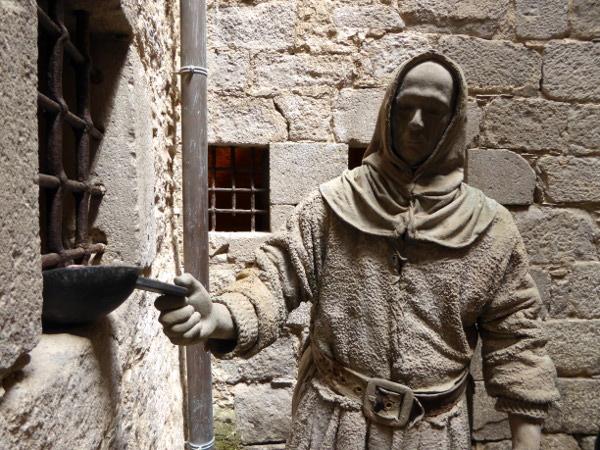 gefaengis preso kerkermeister castello d empuries freibeuter reisen
