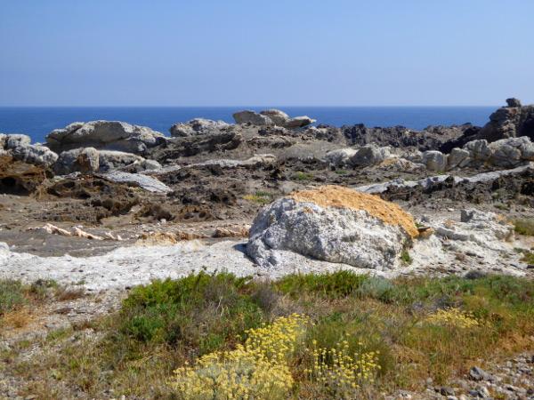 geologische formationen gesteine cap de creus naturpark freibeuter reisen