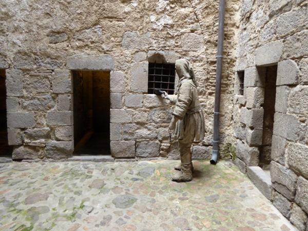kerker gefaengnis preso prison castello d empuries freibeuter reisen