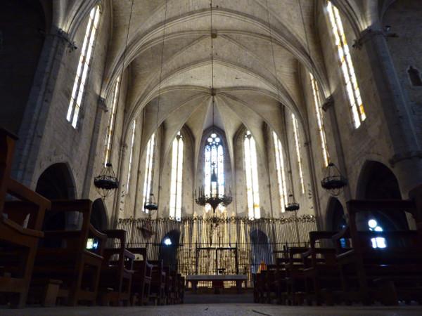 kirche santa maria castello d-empuries hell gotisch freibeuter reisen